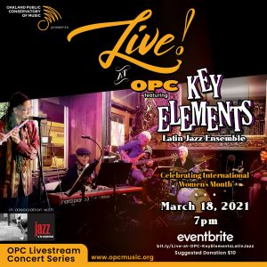 Live! at OPC – Key Elements Latin Jazz Ensemble