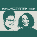 LOCAL>> Poetry Reading Series: Crystal Williams & Yona Harvey