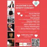 Valentine's Day Benefit Concert