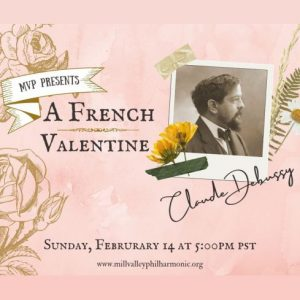 LOCAL>> A French Valentine: Claude Debussy
