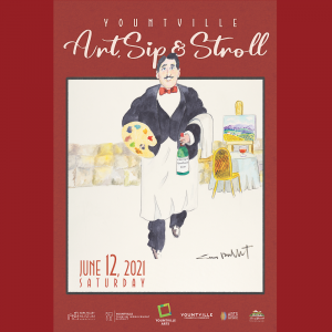 Call for Artists: Yountville Art, Sip & Stroll
