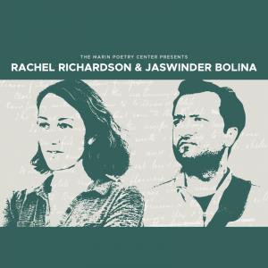 LOCAL>> Poetry Reading Series: Rachel Richardson and Jaswinder Bolina