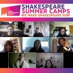LOCAL>> Virtual Shakespeare Camp for Teenagers