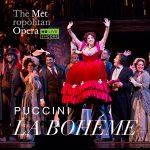 LOCAL>> Lark Encore Arts Special – The MET Live in HD: La Bohéme
