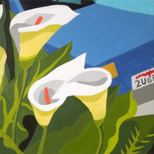 GRO exhibitions: Mary Eubank, Annie Duncan, California Society of Printmakers