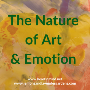 The Nature of Art & Emotion
