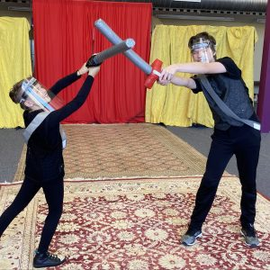In-Person Shakespeare Summer Camps for ages 8-12