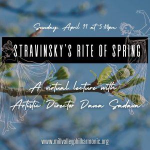 LOCAL>> Stravinsky & The Rite of Spring
