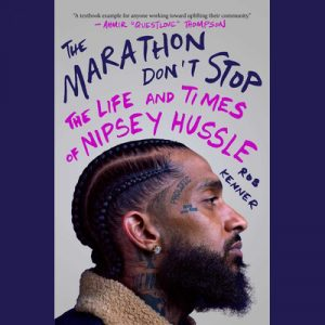 LOCAL>> Rob Kenner – The Marathon Don't Stop