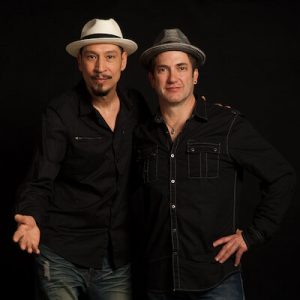 Peter Apfelbaum / Josh Jones Duo