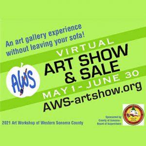 AWS Virtual Art Show
