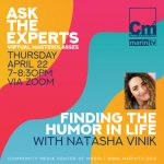 LOCAL>> Ask the Experts: Finding the Humor in Life