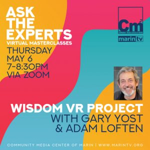LOCAL>> Ask the Experts: WisdomVR Project
