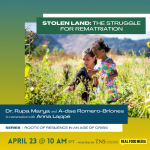 LOCAL>> Stolen Land: The Struggle for Rematriation