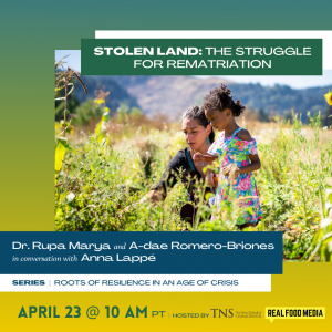 LOCAL>> Stolen Land: The Struggle for Rematriation