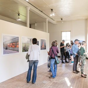 Headlands Annual Benefit Art Auction Preview Exhib...