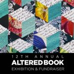 12th Annual Altered Book Exhibition and Fundraiser