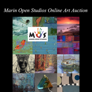 LOCAL>> Marin Open Studios Online Art Auctio...