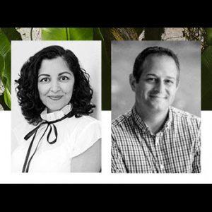LOCAL>> Literary Partners: Aimee Nezhukumatathil and Dustin Parsons