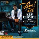 LIVE! at OPC – Kev Choice Trio