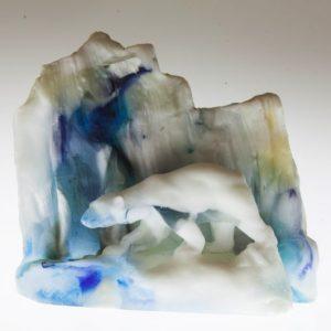 Sally K. Fairfax – Ice and Glass
