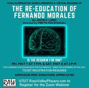 LOCAL>> The Re-Education of Fernando Morales...