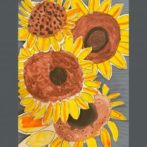 The Seed, Cycles of Life – Artist in the Schools...