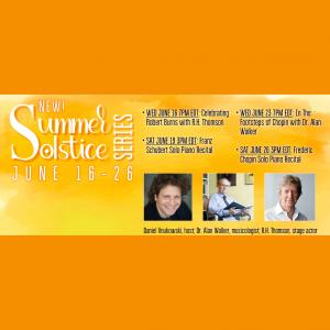 Collingwood Summer Solstice Series – Virtual Con...