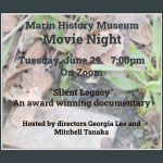 LOCAL>> Movie Night – A Silent Legacy