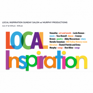 Sunday Salon – Local Inspiration
