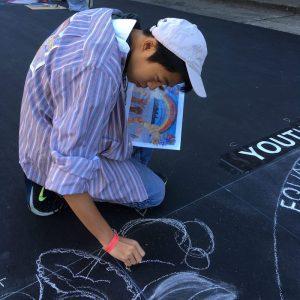 Summer Visual Arts Intensive for Marin Teens on Social Justice