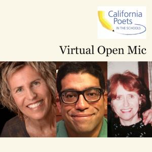 Virtual Open Mic – Poetry