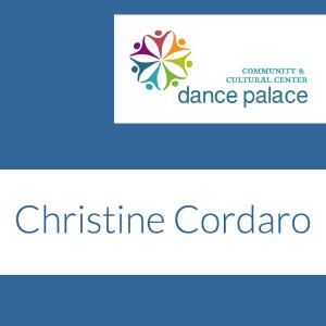 LOCAL>> Christine Cordaro