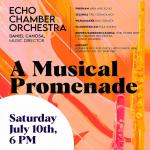 ECHO Chamber Orchestra: A Musical Promenade