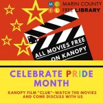 LOCAL>> Marin County Library Film Club & Virtual Discussion Nights