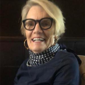 LOCAL>> Peggy Knickerbocker with Anne Lamott...