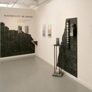 Catherine Richardson and Brooke Holve – Material...