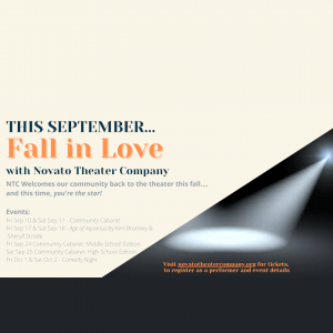 Fall in Love – Community Entertainment