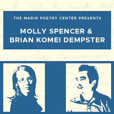 LOCAL>> Molly Spencer & Brian Komei Dempster