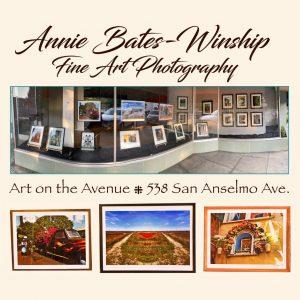 Art on the Avenue: Annie Bates-Winship