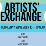LOCAL>> Artists' Exchange