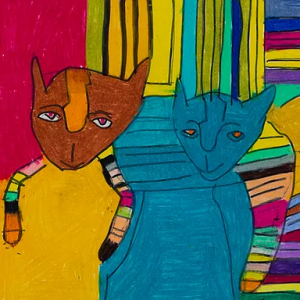 It's Raining Cats & Dogs – A Collaborative Art Exhibition