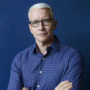 LOCAL>> Anderson Cooper and Katherine Howe -...