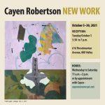 Cayen Robertson – New Work