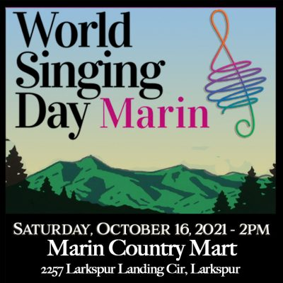 World Singing Day Marin