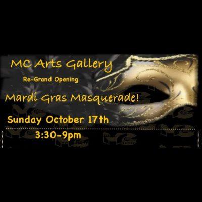 Mardi Gras Masquerade Re-Grand Opening
